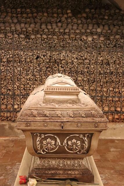 Cripta Monasterio de San Florian