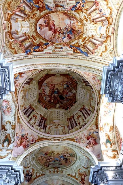 Iglesia Monasterio de San Florian