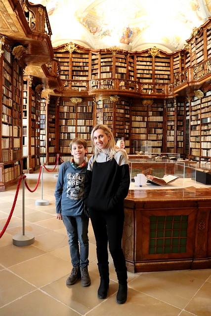 Biblioteca Monasterio de San Florian
