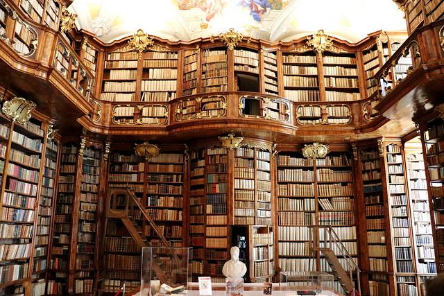 Biblioteca del Monasterio de San Florian