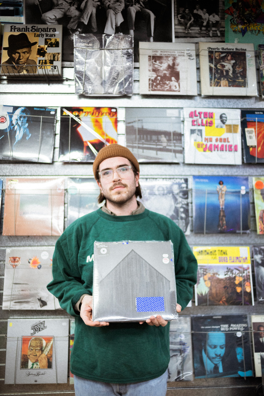 Record Shopping with Dizzy
