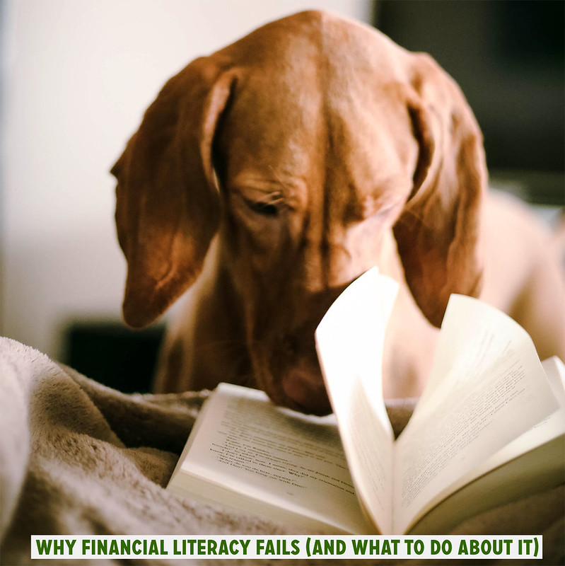 Why Financial Literacy Fails (and What to Do About It)
