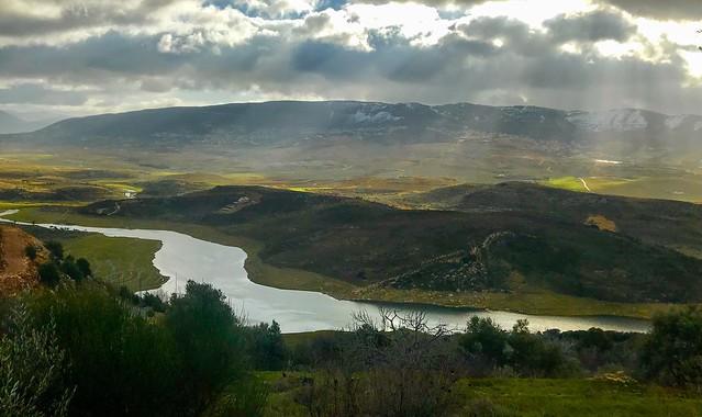 Qarroun Lake #west_bekaa #lebanon #landscape_captures #landscape_photography #landscape #nature_photography #naturelovers #nature #capture #springtime #spring #flickr #explore