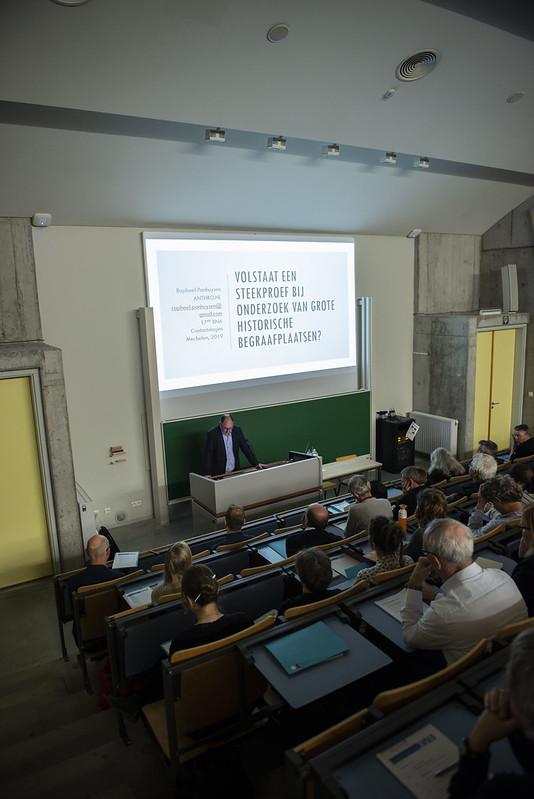 BNA Contactdagen voor Belgische en Nederlandse archeologen en bouwhistorici 2019