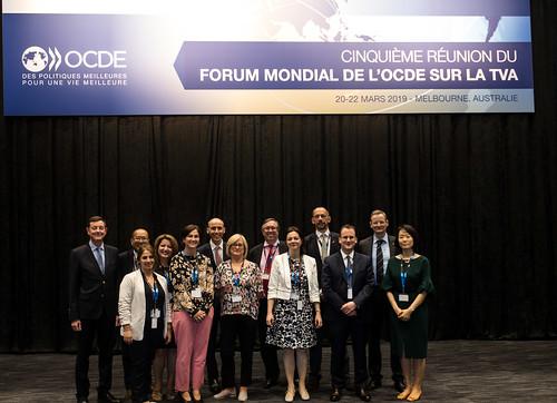 2019 Global Forum on VAT