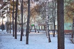 伊城工廠多致城內灰塵也多,加上沒有想像中的寒冷,比起蒙古國也暖和很多,城裡都是黑化堆雪和懸浮粒子! 【浪遊旅人】http://bit.ly/1zmJ36B #bacpackerjim #snow #street #park #city #irkutsk #Ирку́тск #russia #россия