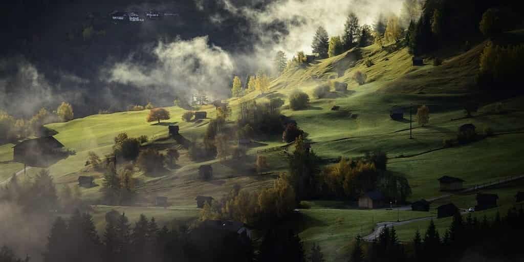 village-néolitique-chasse-cueillette-transition
