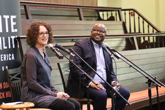 White Fragility in America Tour with Robin DiAngelo and Jack Hill