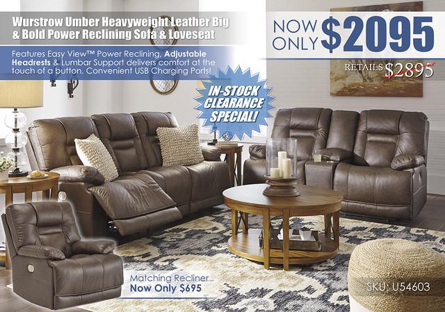 Wurstrow Reclining Sofa & Loveseat_U54603_stamped_updated