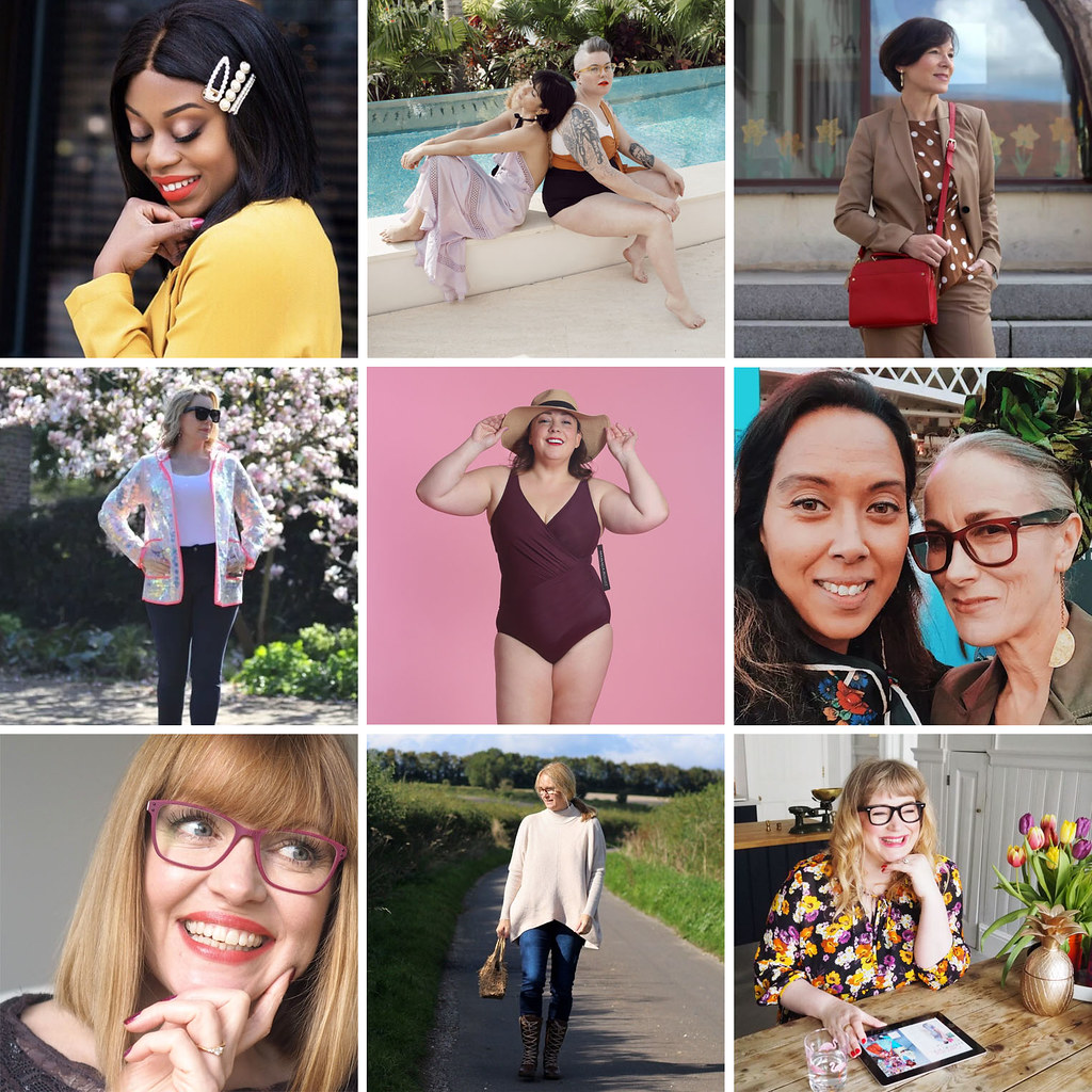 The Best of the Blogosphere April 2019 | Not Dressed As Lamb