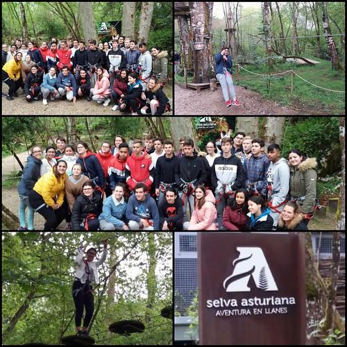 Viaje de Estudios 4º ESO. Asturias