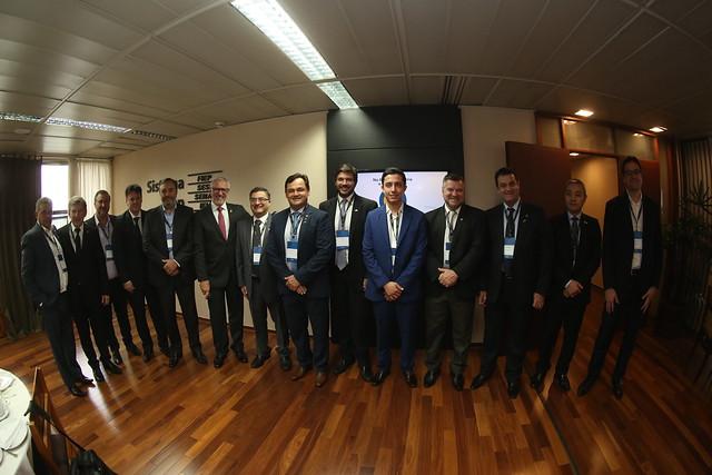 Encontro com deputados estaduais do Paraná