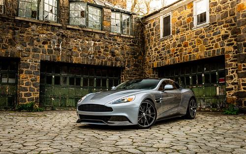 2014 Aston Martin Vanquish Centenary
