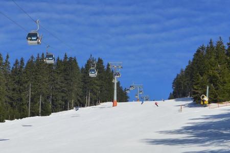České hory za sebou mají vydařenou sezónu plnou sněhu