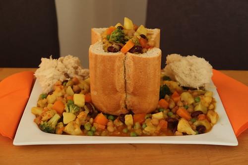 Südafrikanisches Gericht: Bunny Chow