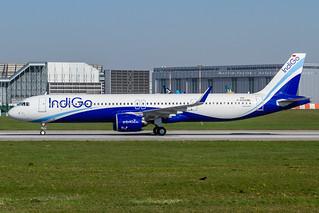 D-AVXQ // IndiGo // A321-271NX // MSN 8587 // VT-IUB | by Martin Fester - Aviation Photography