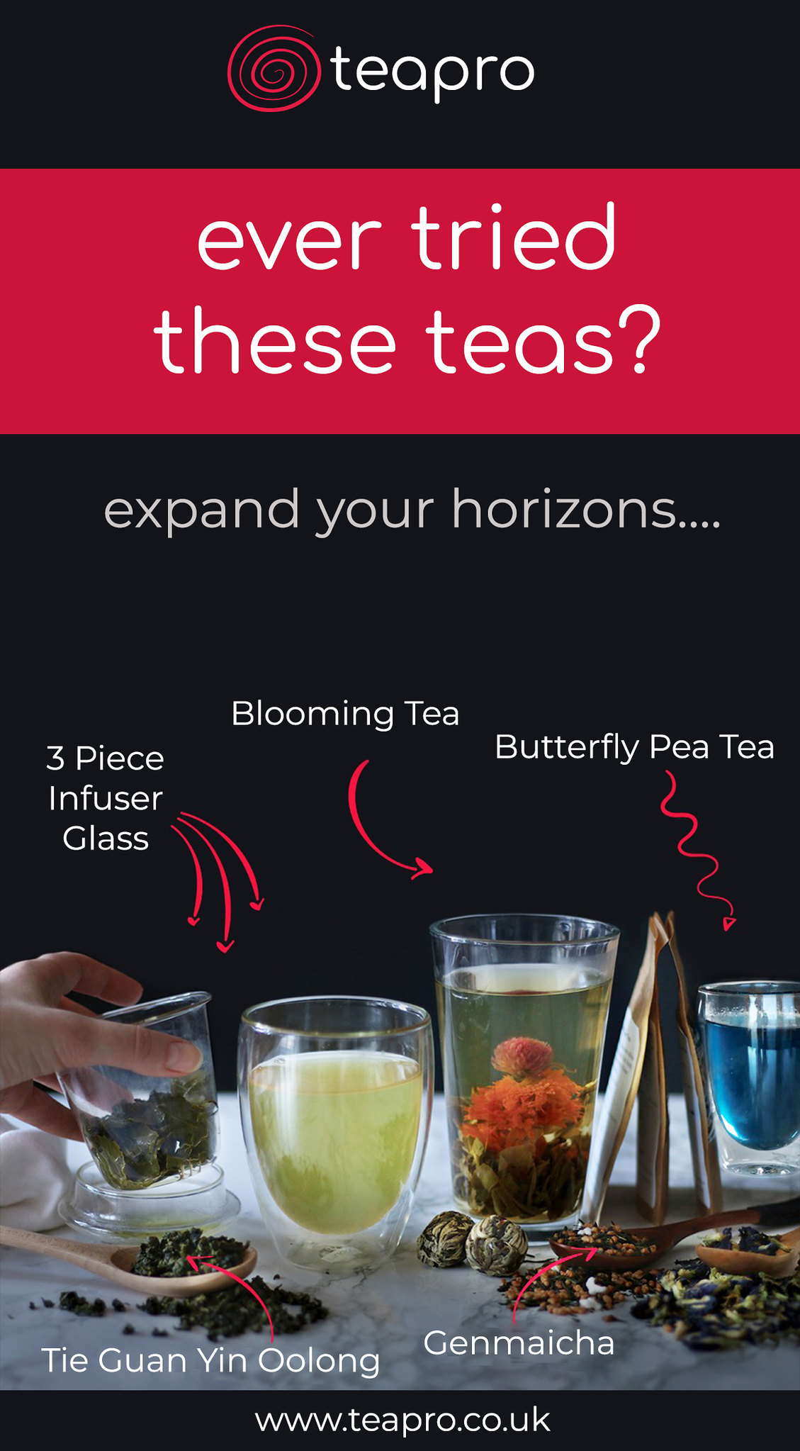Teapro tea subscription box