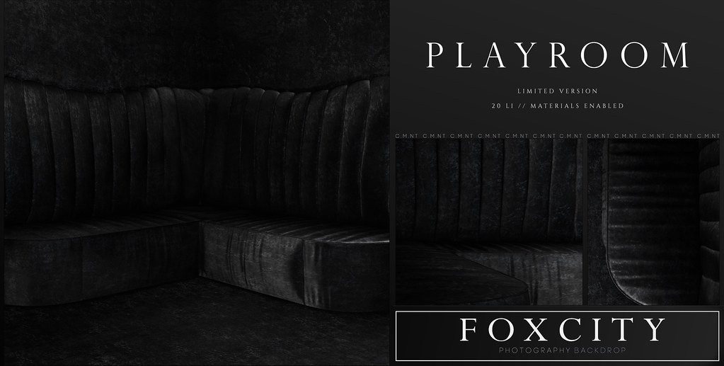 FOXCITY. Photo Booth - Playroom (Limited) - TeleportHub.com Live!