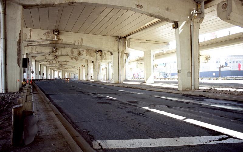Under the Gardiner at Yonge 2