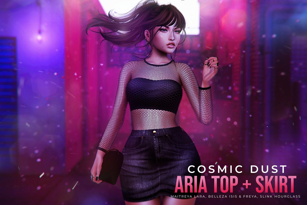 [Cosmic Dust] – Aria Set @ UBER