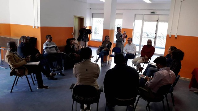 Portugal-2019-03-16-Portuguese Discuss Effects of Afro-Descent