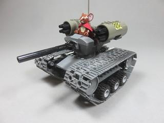 Mouse Guard Tank