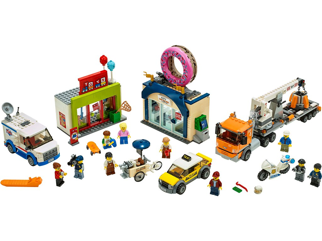 Brickfinder - LEGO City Summer 2019 Set Images!