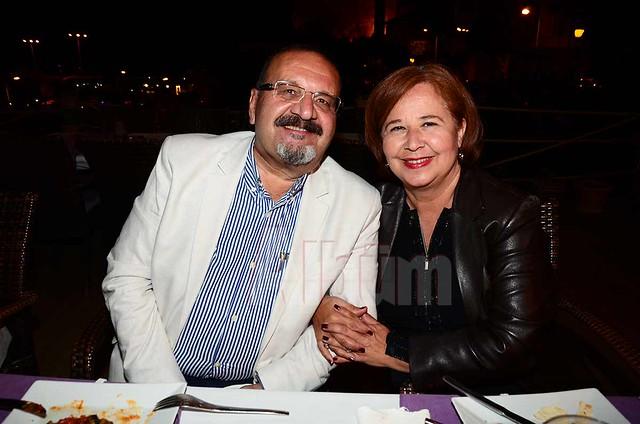 Mustafa Başak, Mehtap Başak.