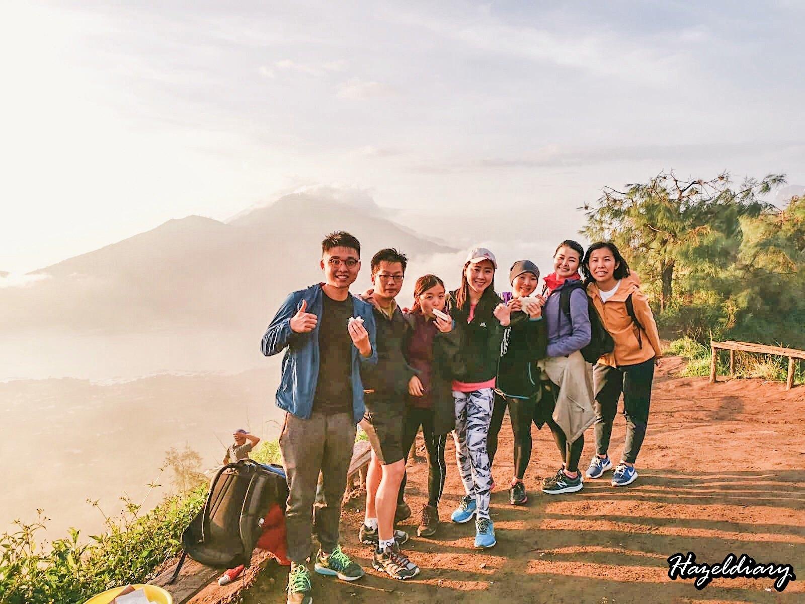 Mount Batur Hike-Bali Trekking-1