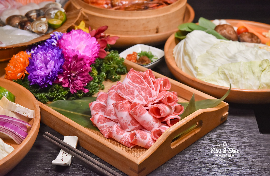 鍠樂極上和牛海鮮鍋物 菜單menu  台中吃到飽25
