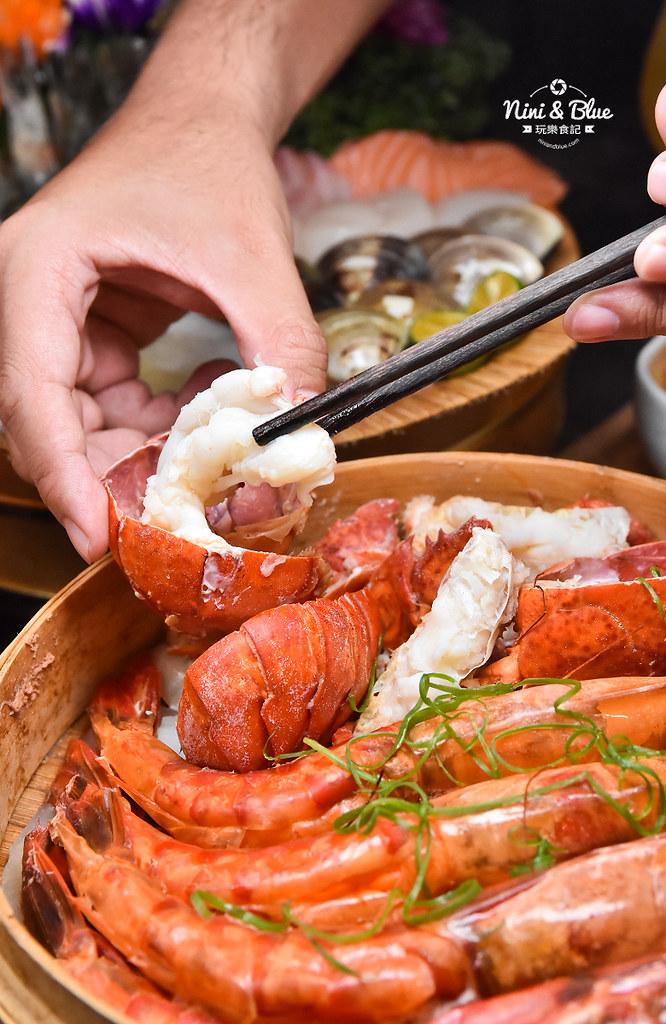 鍠樂極上和牛海鮮鍋物 菜單menu  台中吃到飽23