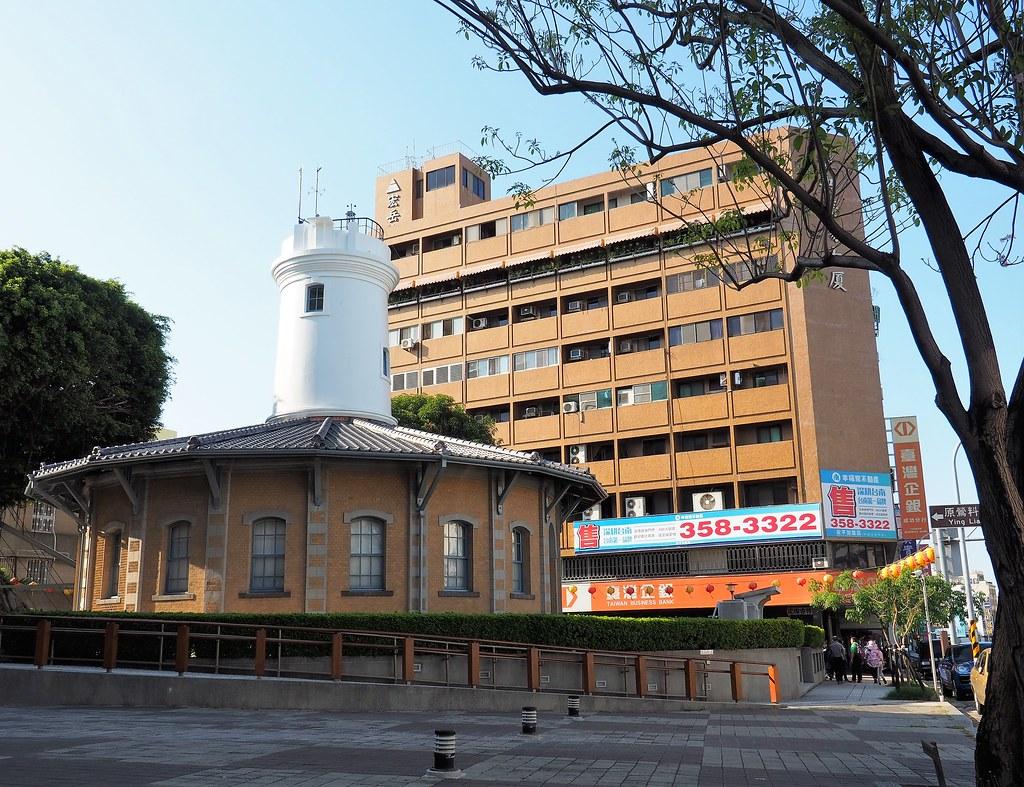 台南台灣南區氣象中心 (2)