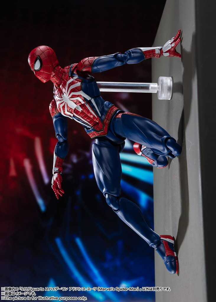 「官圖&配件內容更新!」今年夏天讓你一個月買一隻蜘蛛人! S.H.Figuarts 公開來自《蜘蛛人:離家日》、《漫威蜘蛛人》的三款蜘蛛人!!