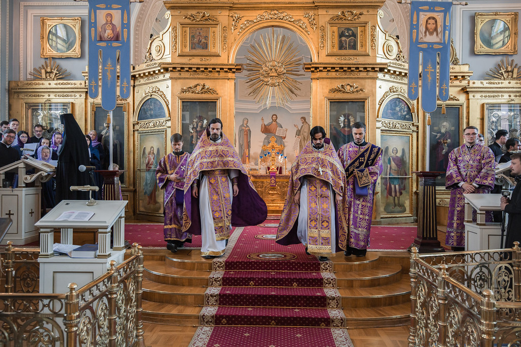 25 апреля 2019, Великий Четверг / 25 April 2019, Holy Thursday