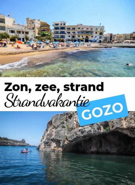 Strandvakantie Gozo: ontdek de badplaatsen Marsalforn en Xlendi