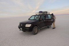 Bolivia - Sala de Uyuni Sundown