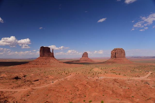 Monument Valley Navajo Tribal Park, Arizona, US 2017 822