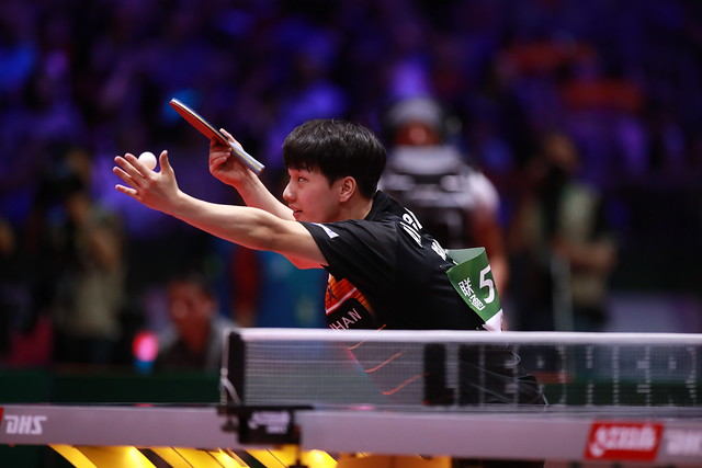 Day 5 - 2019 World Table Tennis Championships