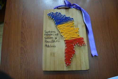 25.04.19 Ziua Drapelului de Stat la Oficiul teritorial de informare al Parlamentului cu reședința în mun. Orhei