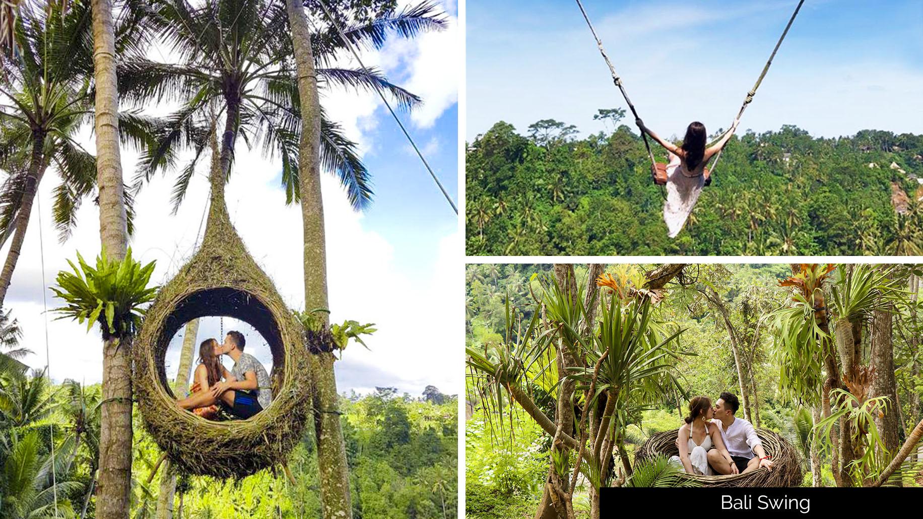 Bali Swing- ngaylangthang