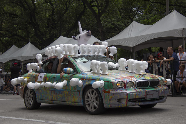 Art Car Parade73