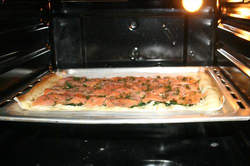 17 - Weiter im Ofen backen / Continue bake in oven
