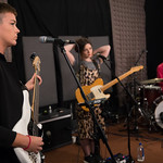 Thu, 25/04/2019 - 11:23am - Honeyblood Live in Studio A, 4.25.19 Photographer: Dan Tuozzoli