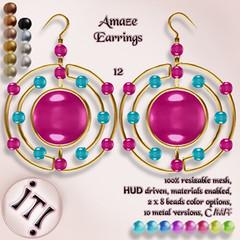 !IT! - Amaze Earrings 12 Image
