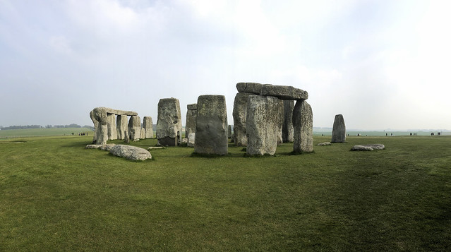 Stonehenge #2 (April 2019)
