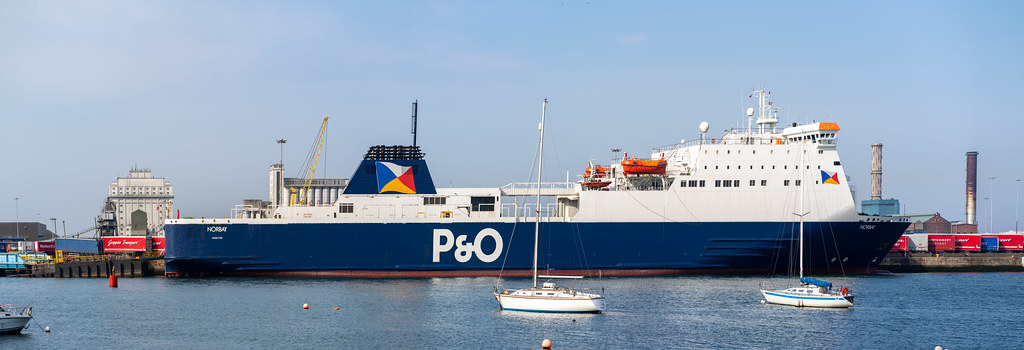 NORBAY - P&O NORTH SEA FERRIES  003