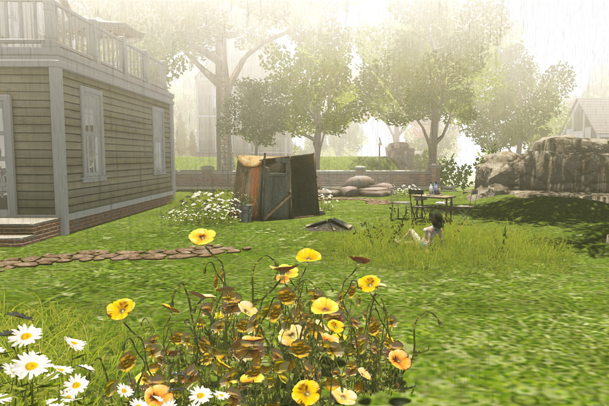 New Linden Homes - JuicyBomb Second Life Fashion Blog