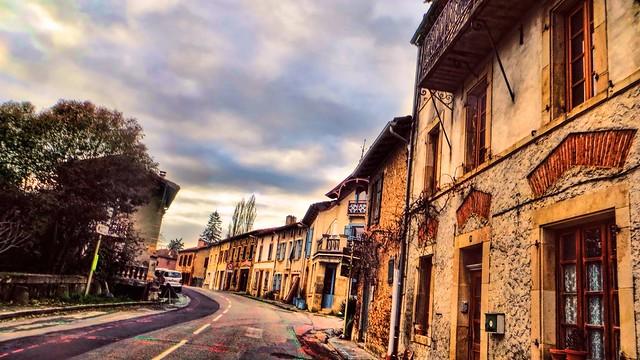 Campagne Sur Arize (Ariège)