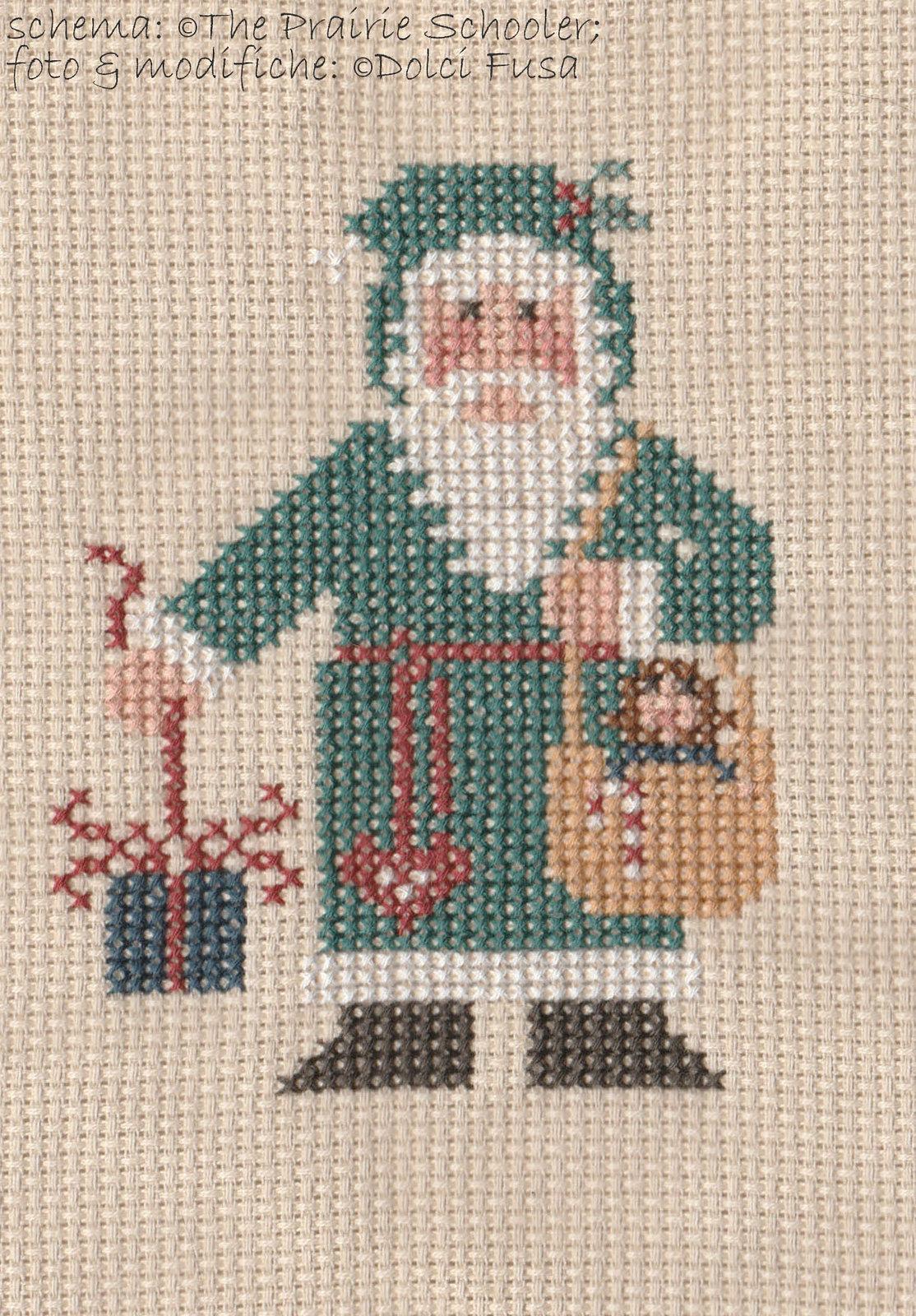 WIP Prairie Santas #35