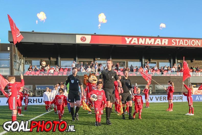 Almere City - Telstar 19-04-2019